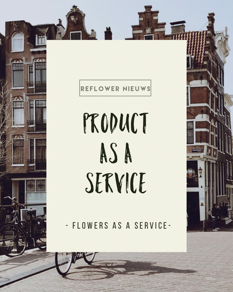 PAAS - Product As A Service | Bloemen