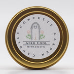 Afro Cool - Brown Sugar and Fig Soy Candle