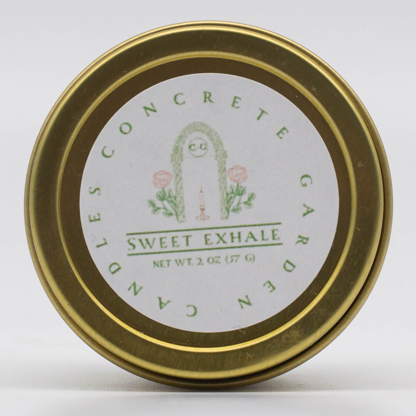 Sweet Exhale - Linen and Lemon Soy Candle