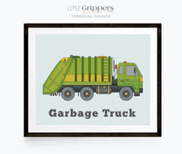 Garbage Printable wall art