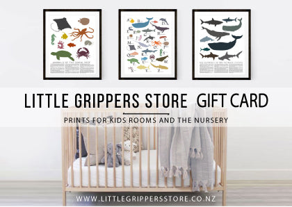 Little Grippers Store Gift Card