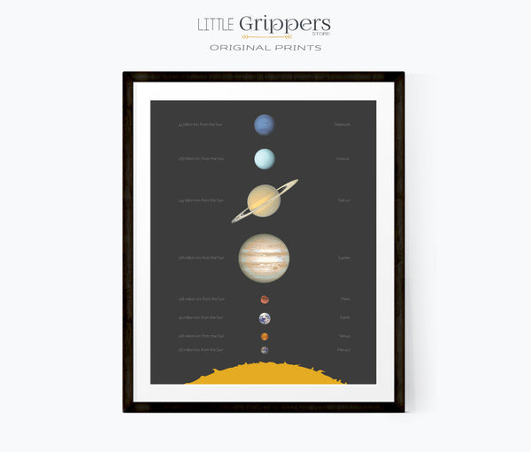 Kids Space Poster