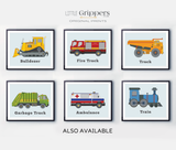 Train Printable wall art