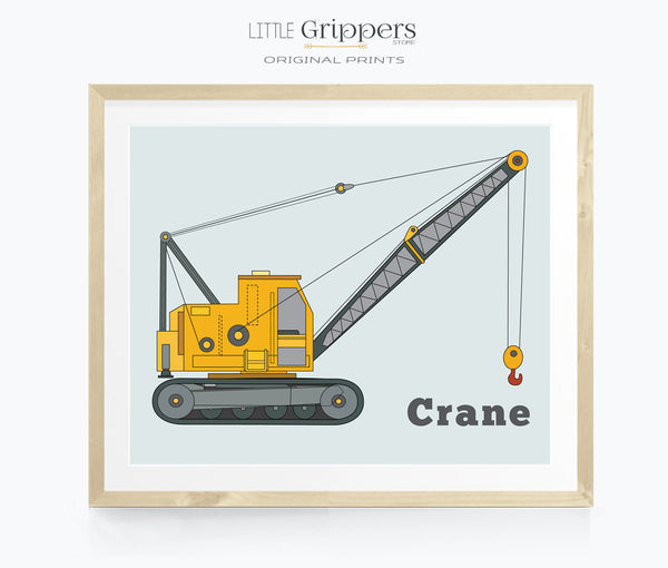 Crane Printable Decor