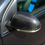 Golf - MK5: Carbon Fibre Wing Mirror Cover - Carbon Accents