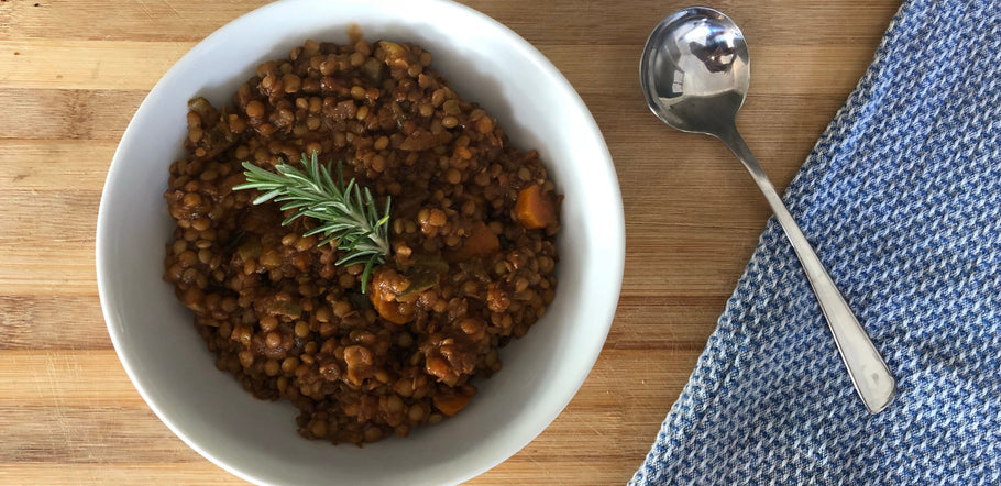 Rich and Hearty Lentil Stew