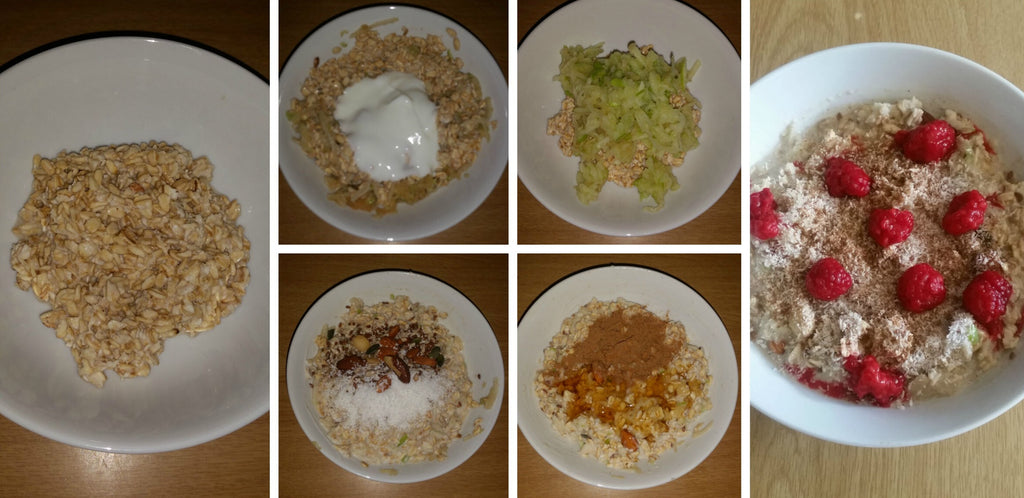 Quick and Easy Bircher Muesli