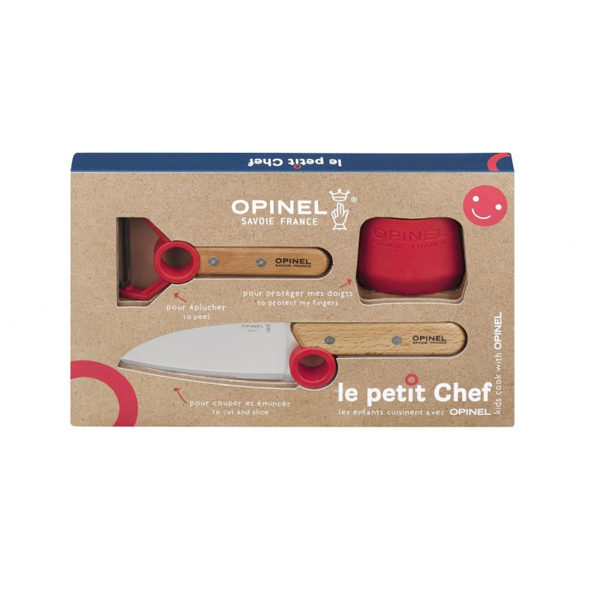 Opinel Le Petit Chef
