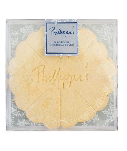 Phillippa's Traditional Shortbread Round
