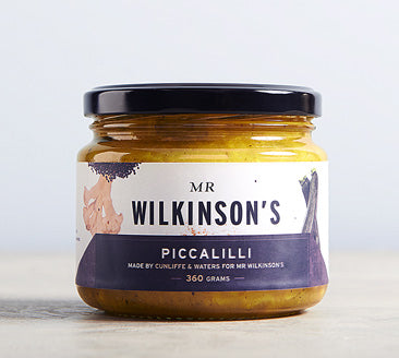 Mr Wilkinson's Piccalilli