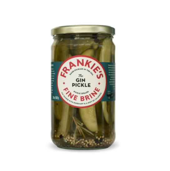 Frankie's Gin Pickle