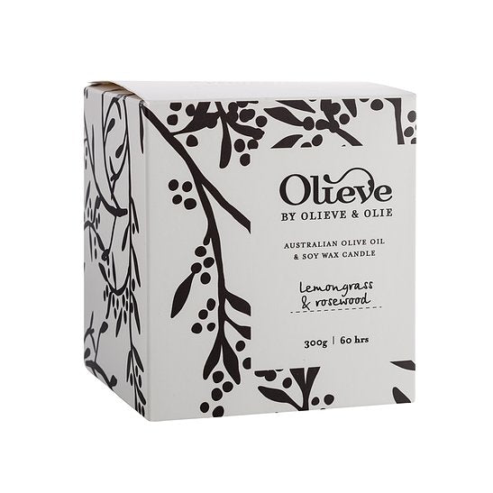 Olieve & Olie Candle