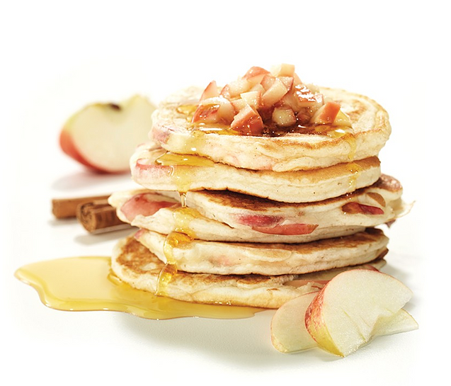 Whisk & Pin Apple & Spice Pancake Mix