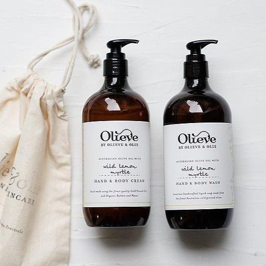 Olieve & Olie Hand + Body Cream