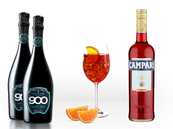 Campari Spritz Kit