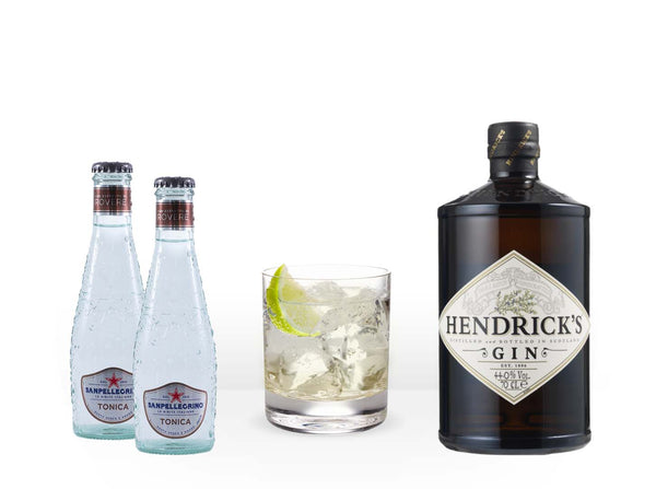 Hendrick's Gin Tonic Kit