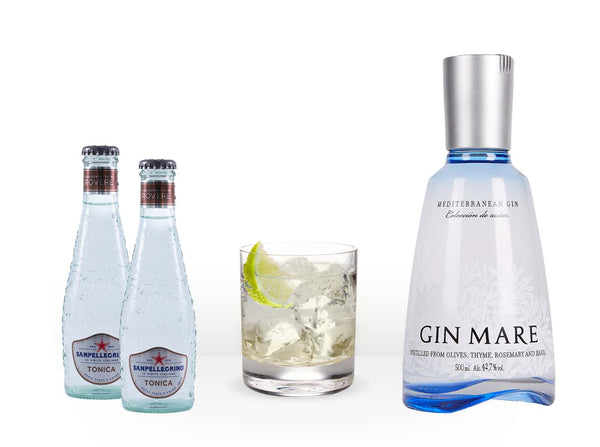 Mare Gin Tonic Kit