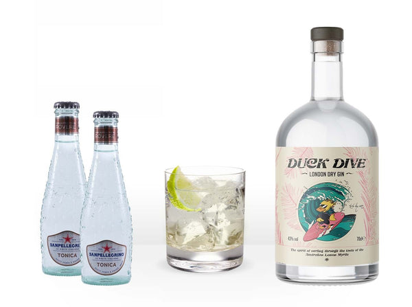 Duck Dive Gin Tonic kit