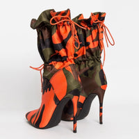 Chic Camouflage Boots - Classy Ladi Couture