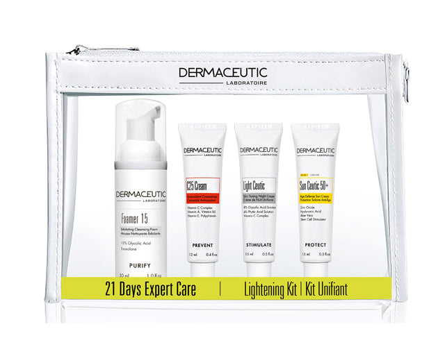 21 Days Expert Care Kit Lightening - Dermaceutic