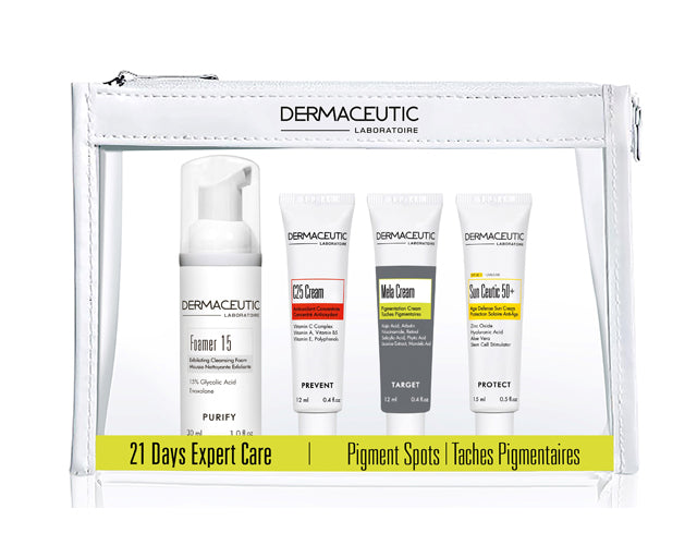 21 Days Expert Care Kit Pigment Spots - Dermaceutic