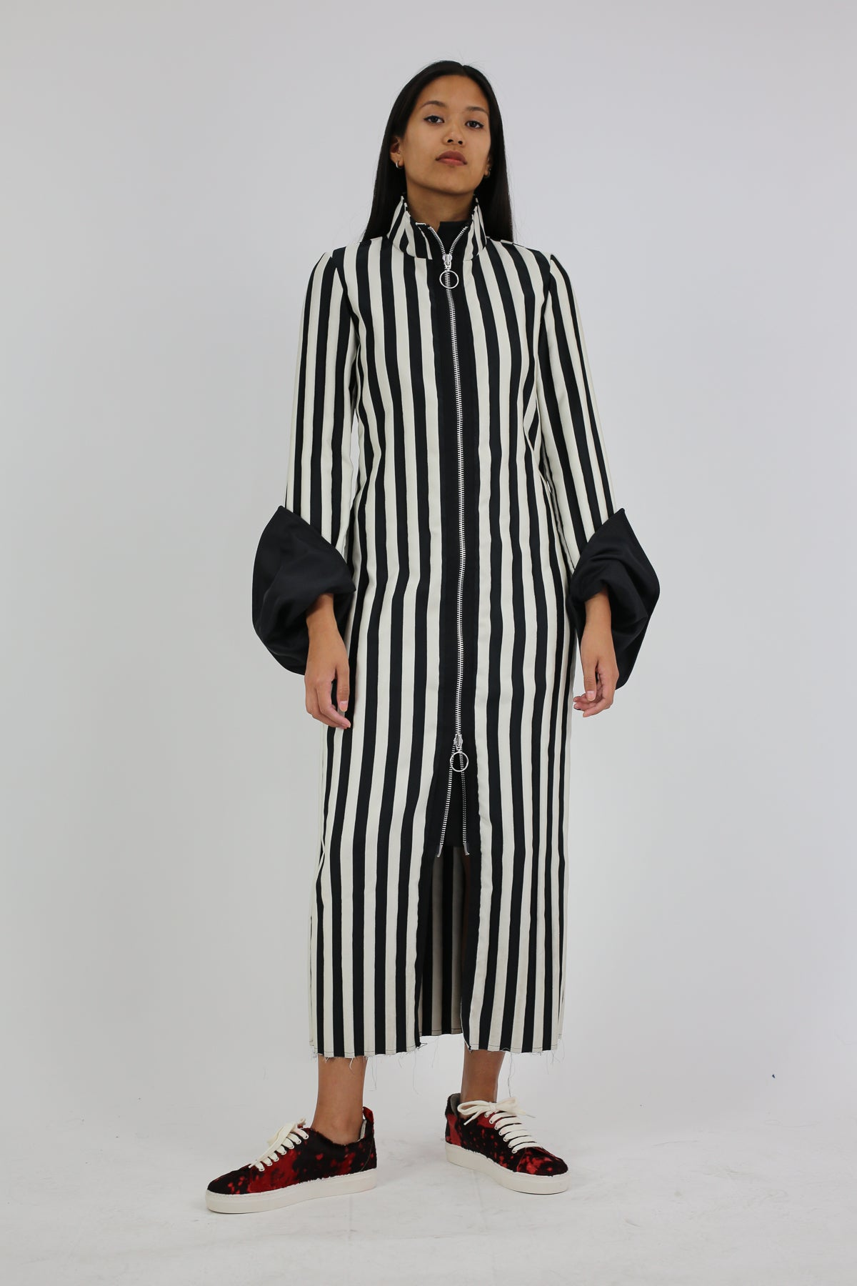 OVERSIZED SHIRT WITH LARGE CUFF