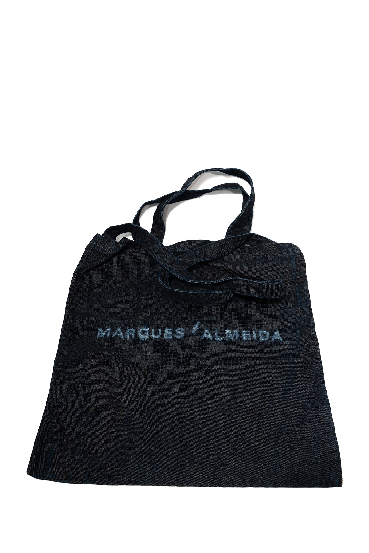 marques almeida DENIM BAG