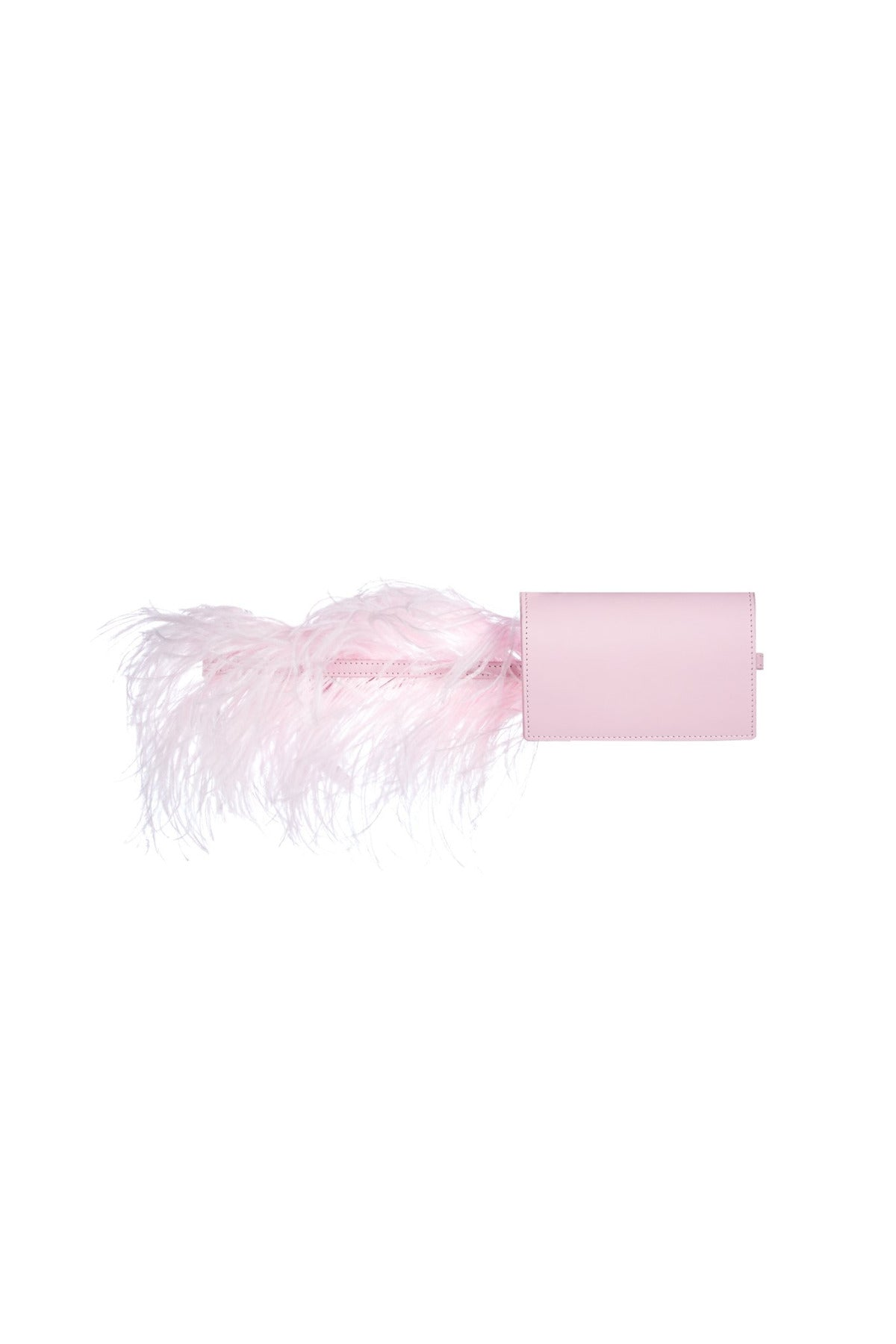 MARQUES ALMEIDA FEATHER BELT BAG