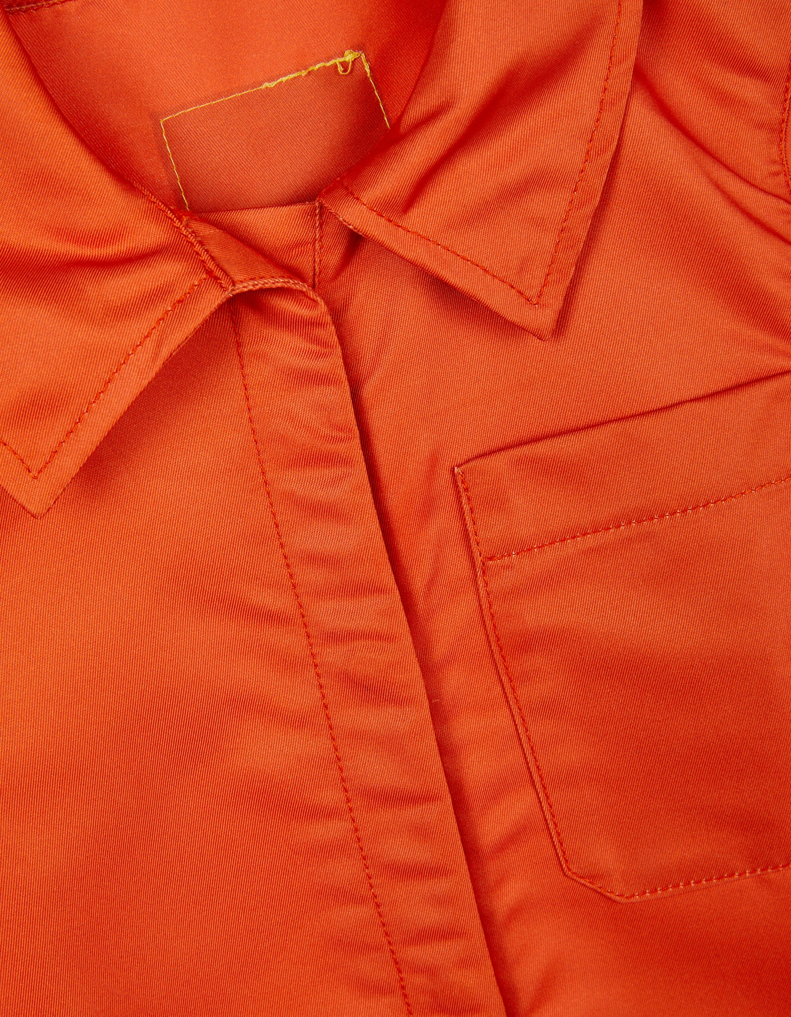 M'A KIDS WORKWEAR JUMPSUIT IN ORANGE