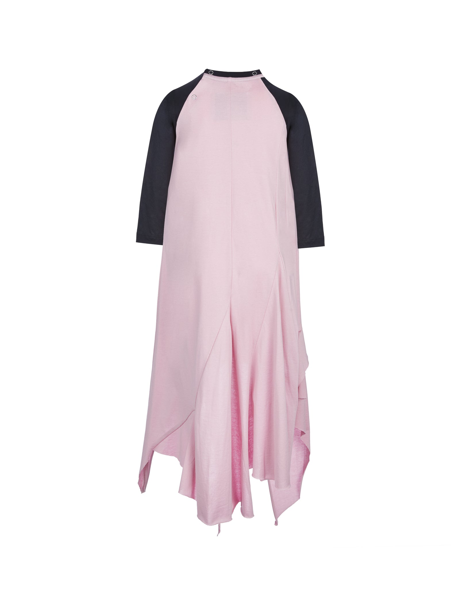 JERSEY DRESS WITH RAGLAN SLEEVES