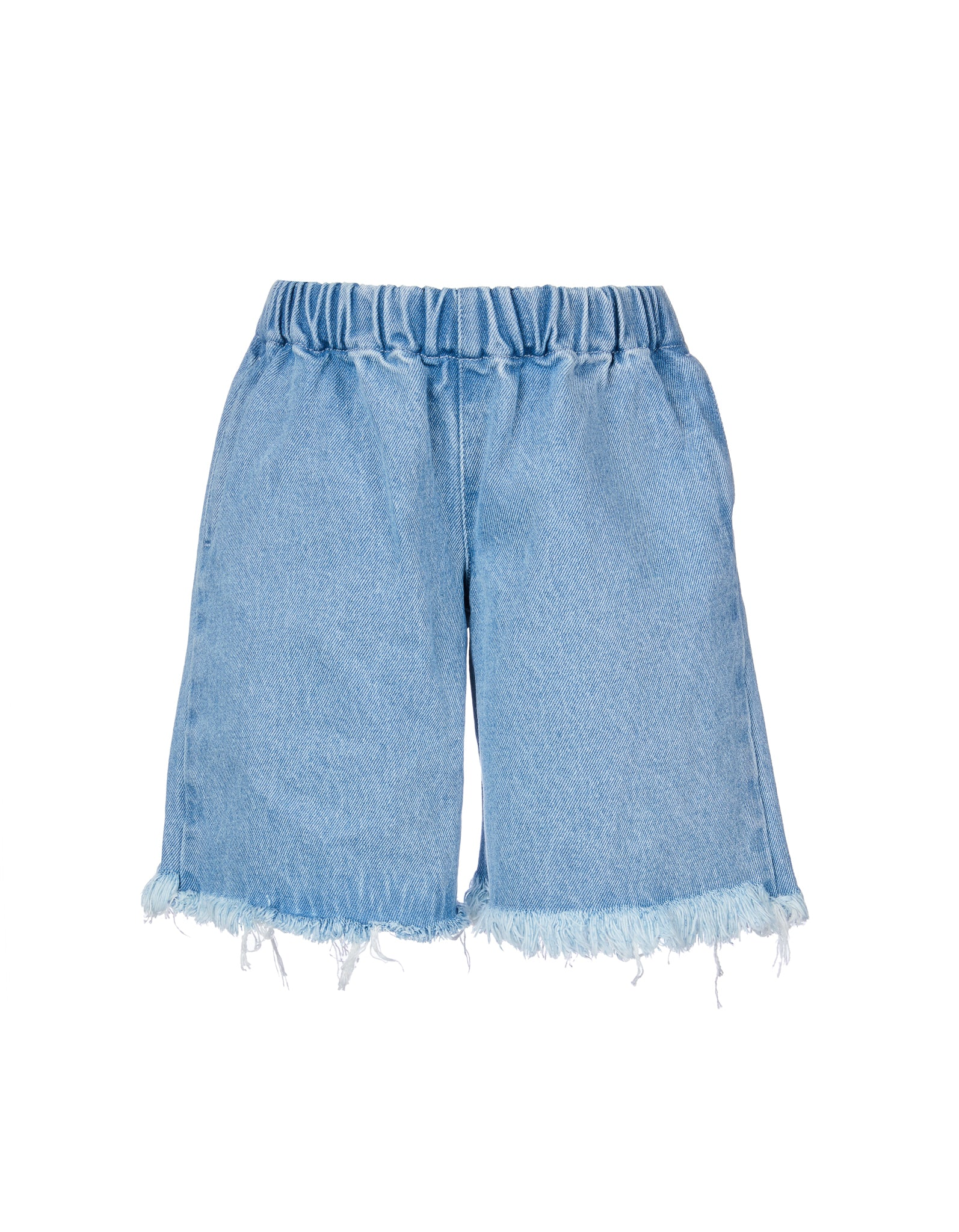M'A KIDS DENIM CLASSIC SHORTS