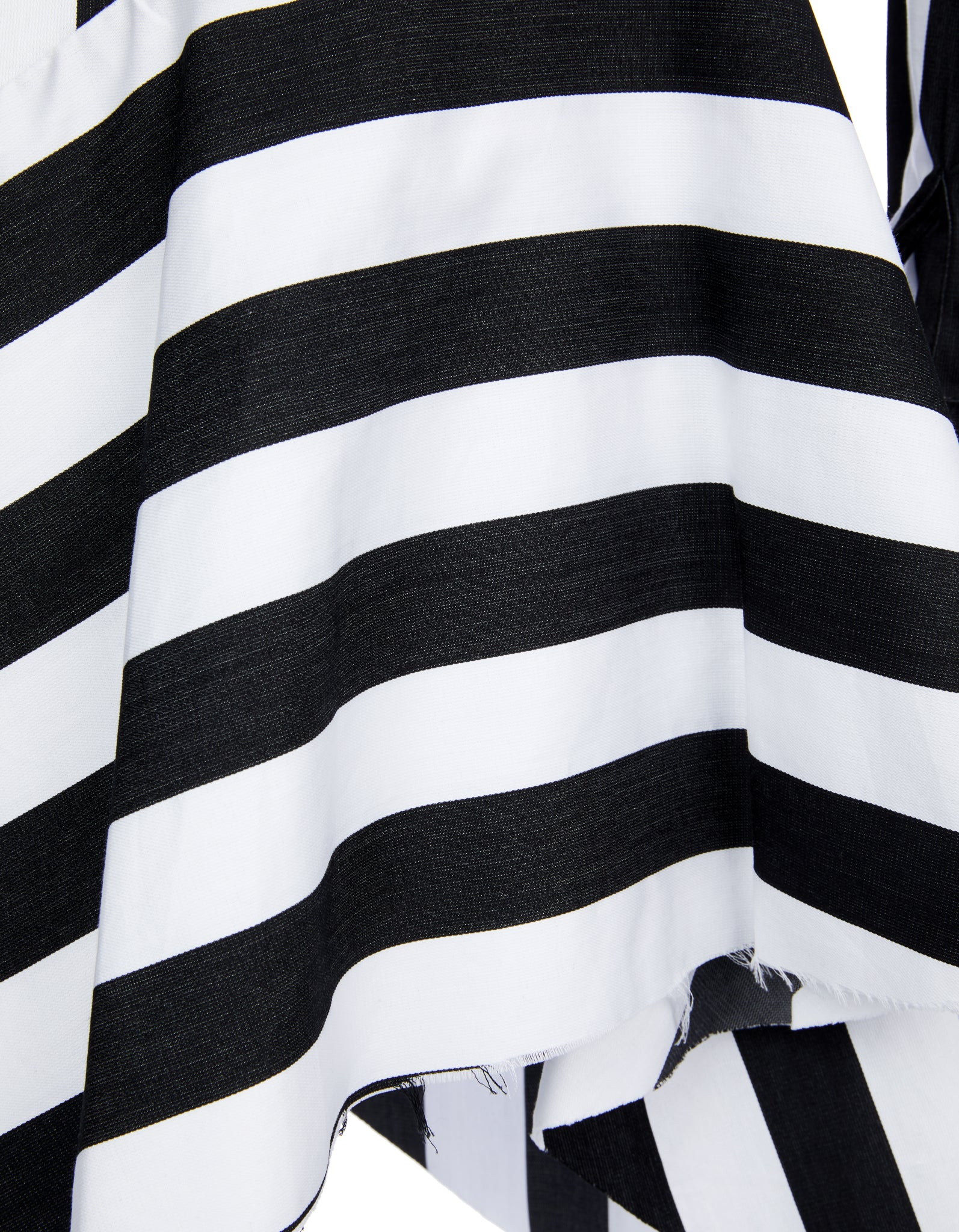 M'A KIDS SHIRT DRESS IN BLACK AND WHITE
