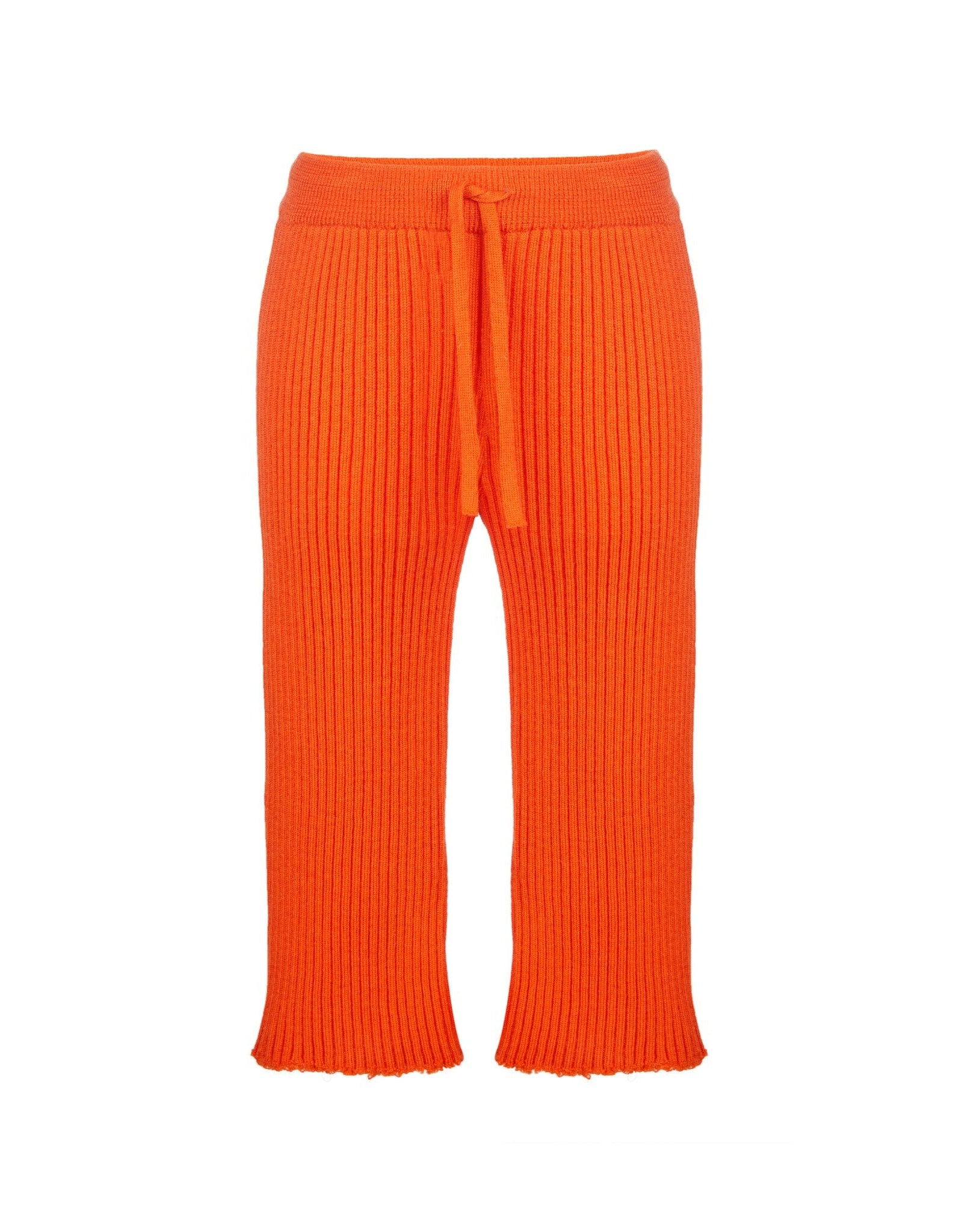M'A KIDS WAISTBAND TROUSERS IN ORANGE