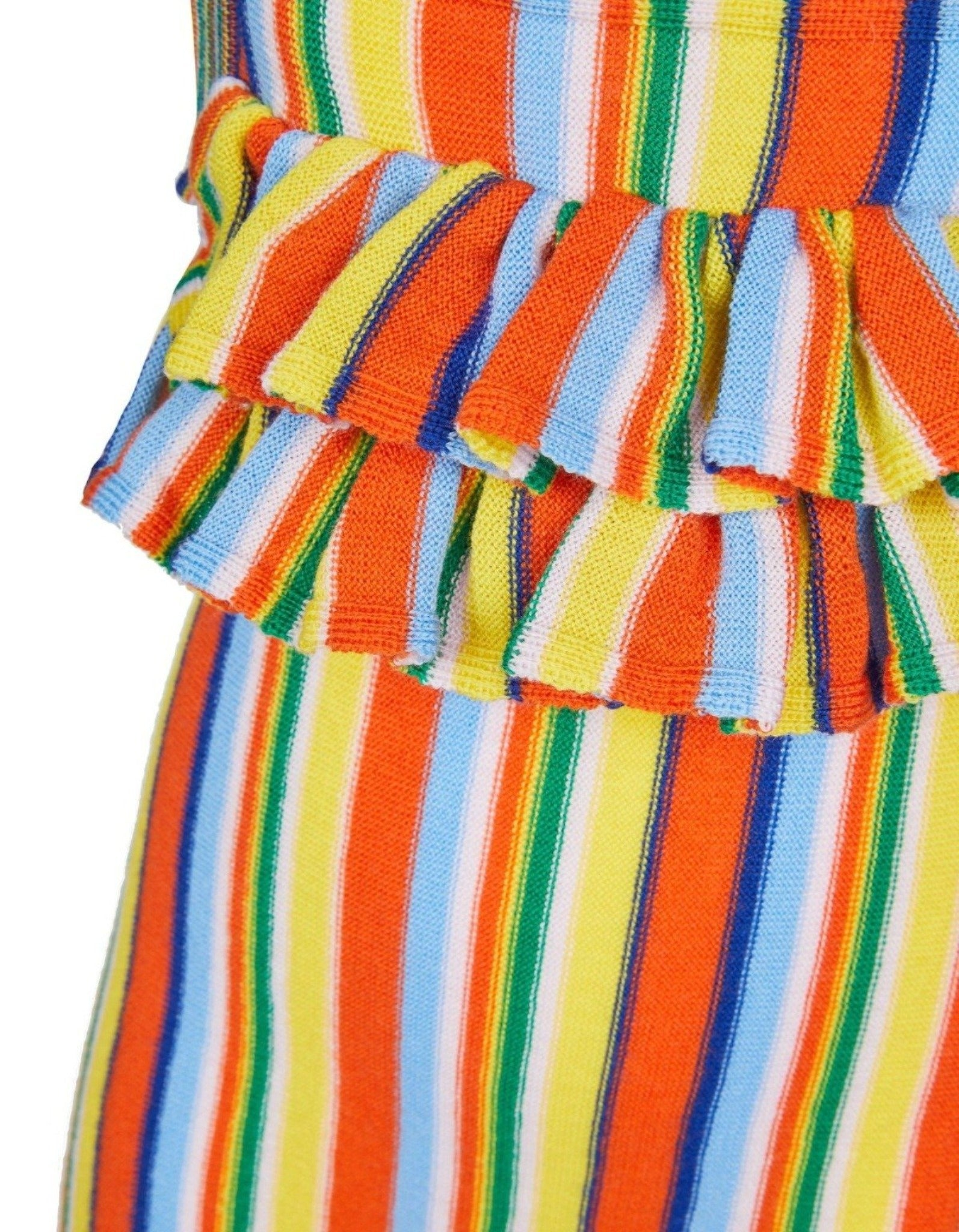 M'A KIDS JUMPSUIT IN MULTI STRIPES