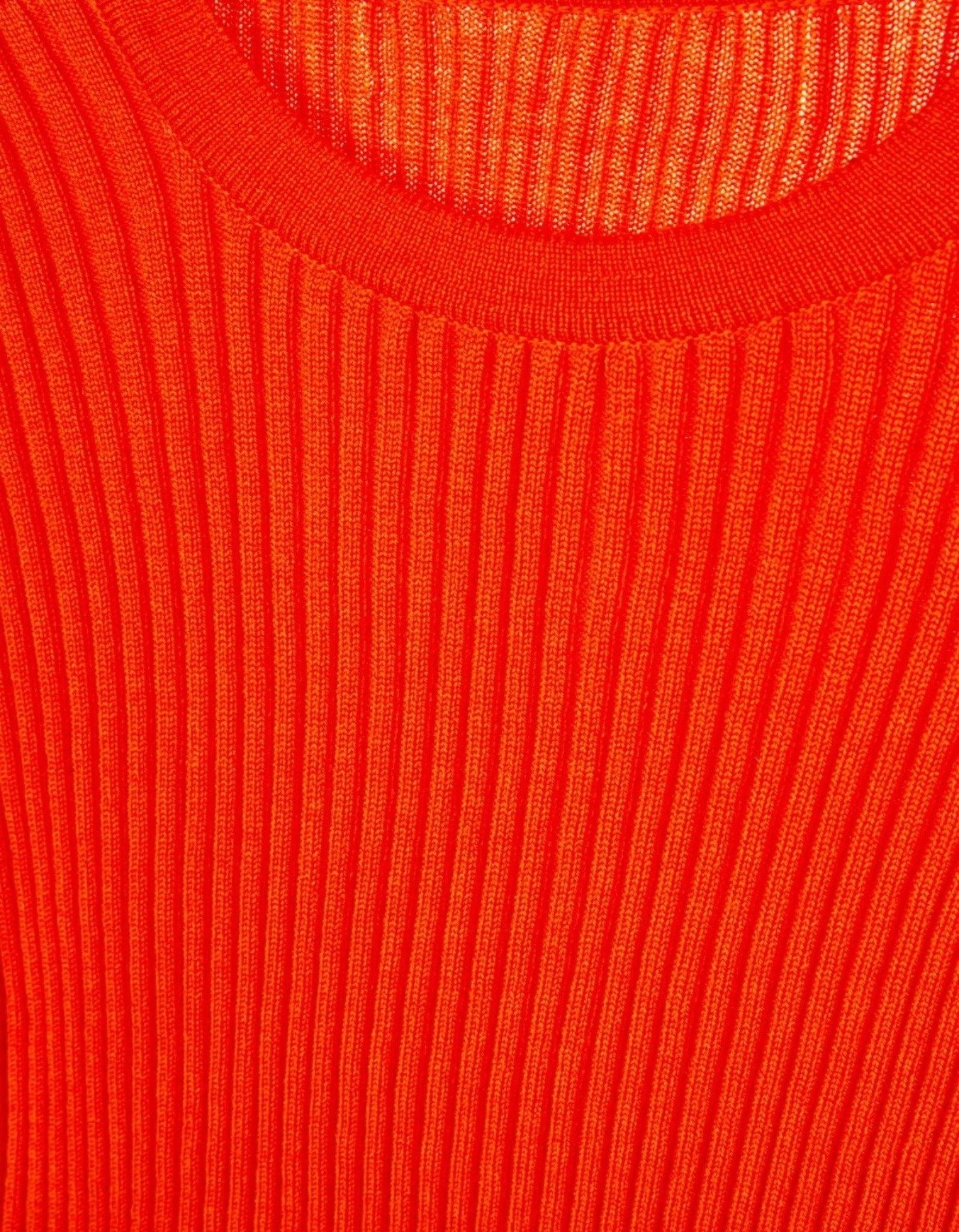 M'A KIDS CREW NECK IN ORANGE