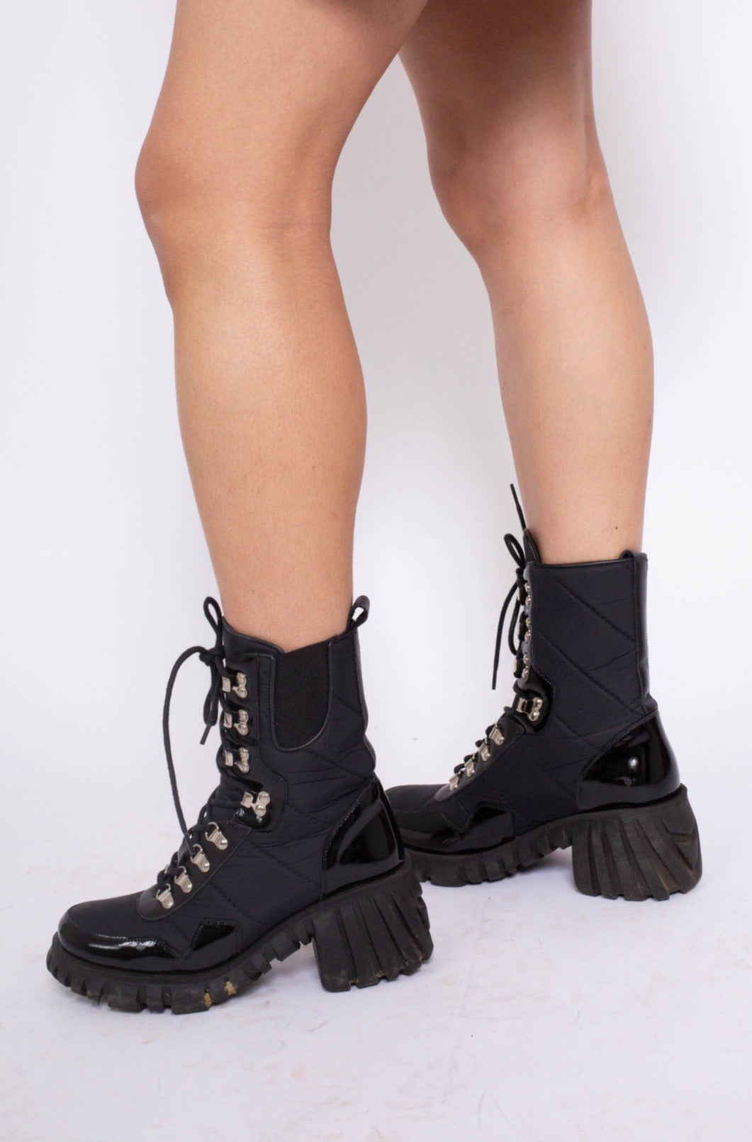 CHUNKY SOLE BOOT - marques-almeida-dev
