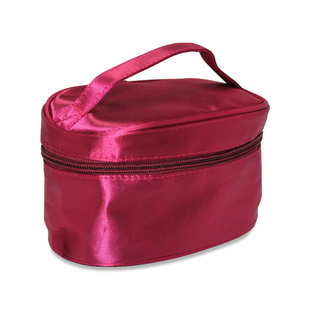 Cosmetic Bag<br>Oval Medium Size