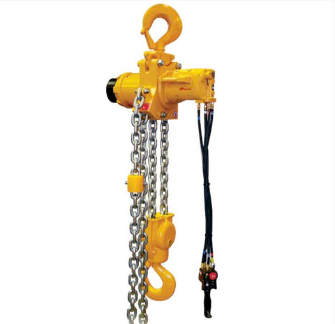 Air Hoist Annual Safety Inspection