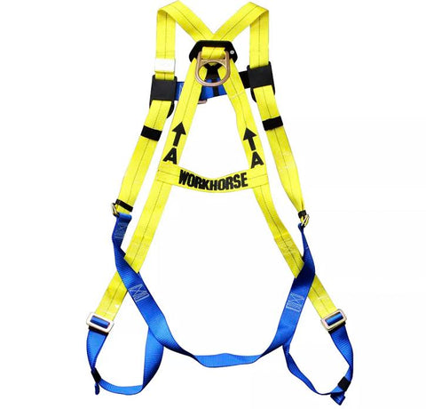 Safety Harness Annual Safety Inspection
