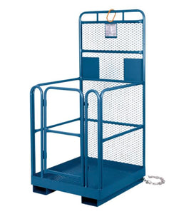 Man Cage Annual Safety Inspection