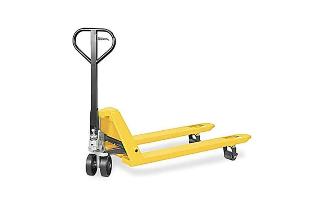 Pallet Truck Annual Safety Inspection