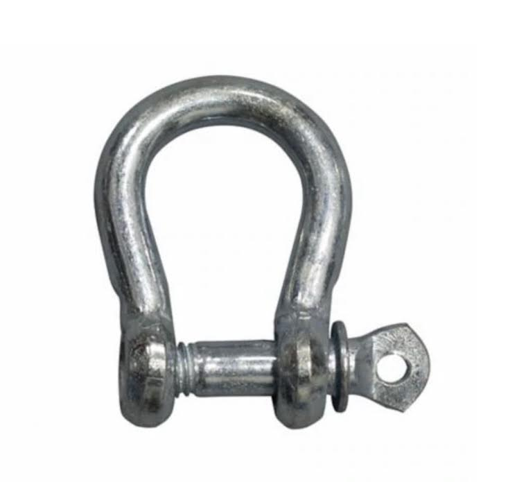 Shackle Annual Safety Inspection