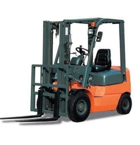 Lift Truck Annual Safety Inspection