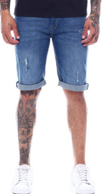 X-Ray Shorts - Medium Blue - XMS-99270-G