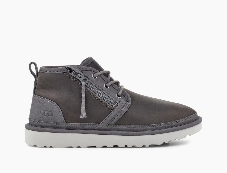 UGG - Neumel Zip - Dark Grey - Men - 1103883