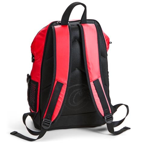 Cookies Backpack - Luxe Satin Poly - Red