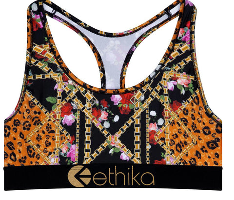 Ethika Sports Bra - Women - Bandana - Assorted