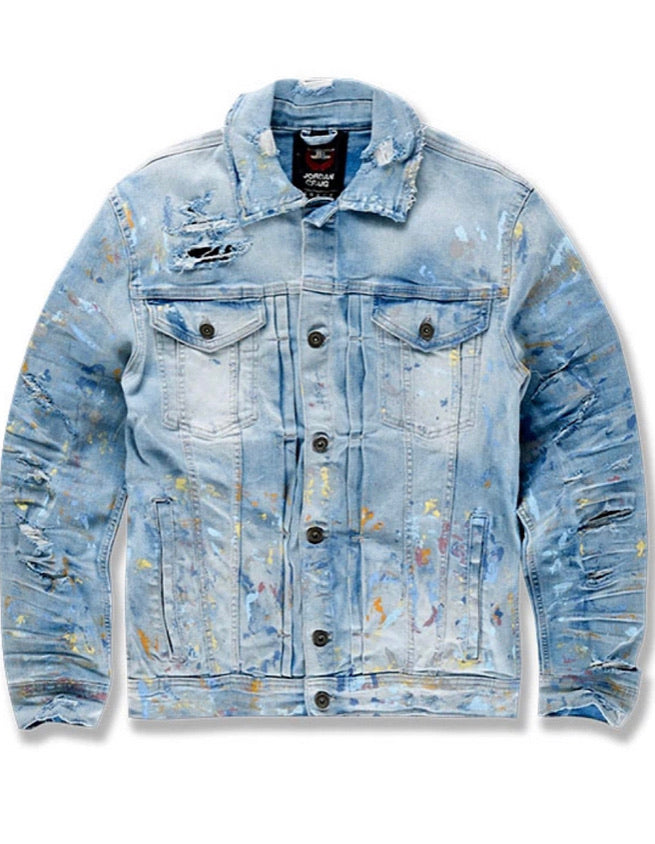 Jordan Craig Jacket - Lightning Blue - 91510