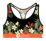 Ethika Sports Bra - Women - Tropical Sunset - Multi