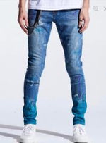 Embellish Jeans - Walter Denim - Blue Flame - EMBSP220-142